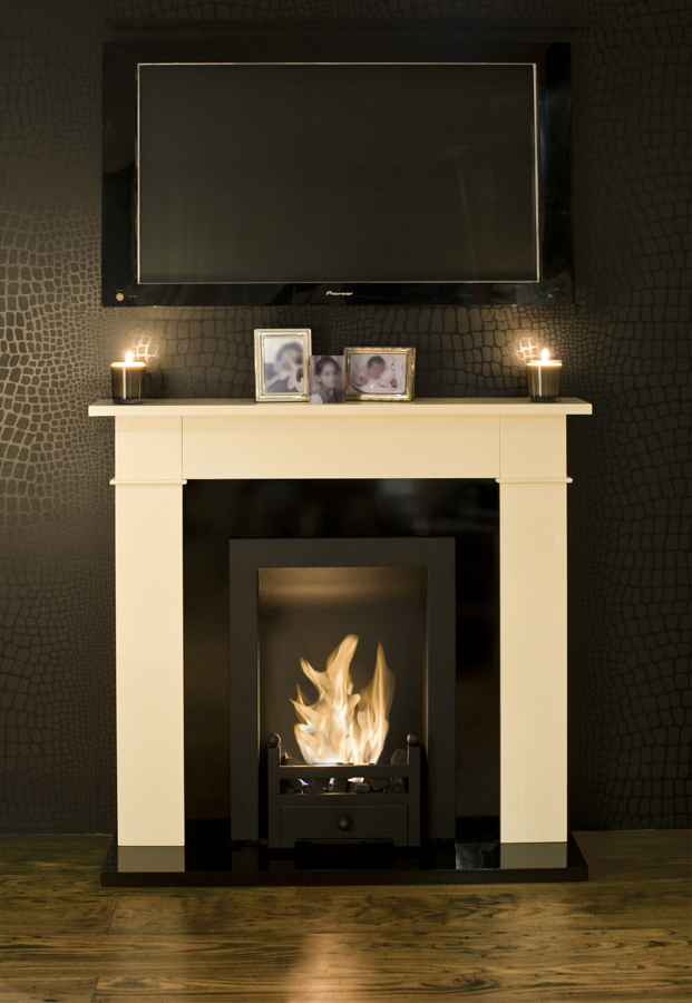 Out of stock carrington cream traditional bio ethanol for Alcohol gel fireplace
