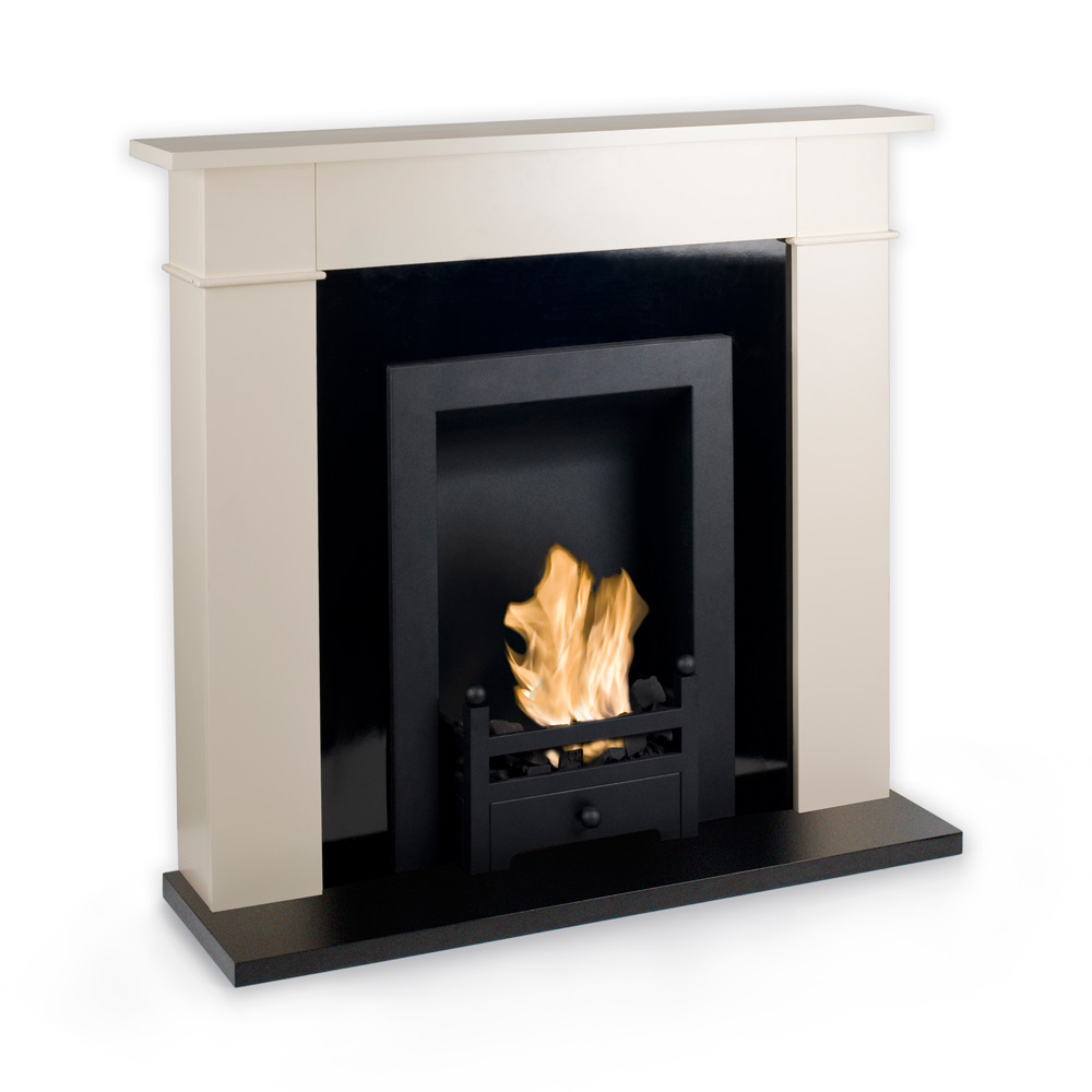 Bioethanol Fireplace Fuel Style DIY Replacement Insert For Electric Fireplaces