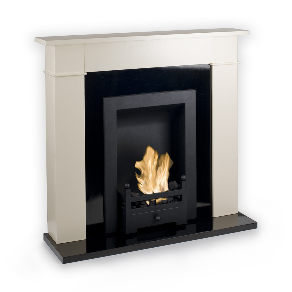 Architect 39 s section for Alcohol gel fireplace