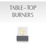 Designer's Burners & Bowls
