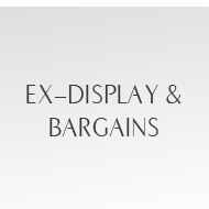 Ex-display & Bargains
