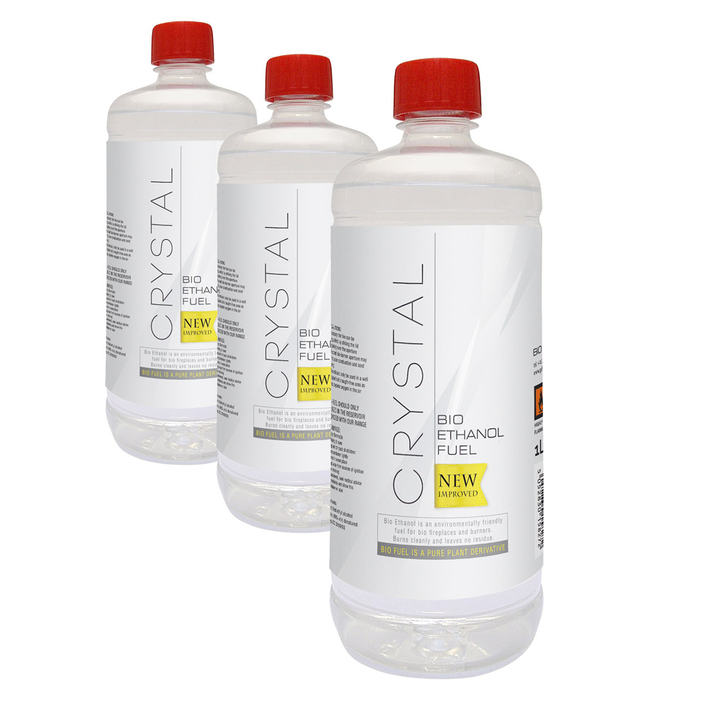 Bio Ethanol Fuel Bottles