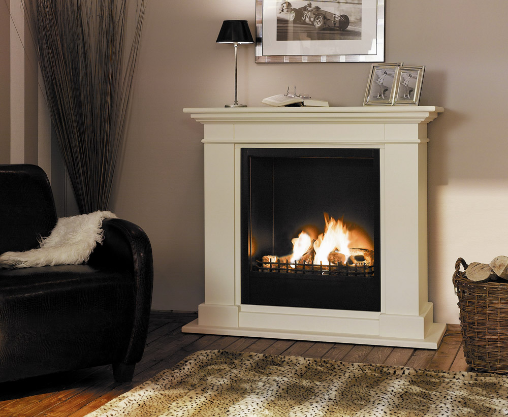 roma ii bio fireplace. Black Bedroom Furniture Sets. Home Design Ideas