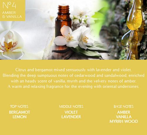 Aura Bio Fires Fragrance Oil