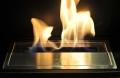 STERLING FLAME II - burner close up
