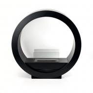 Globe Flame - Black