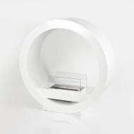 Globe Flame - White