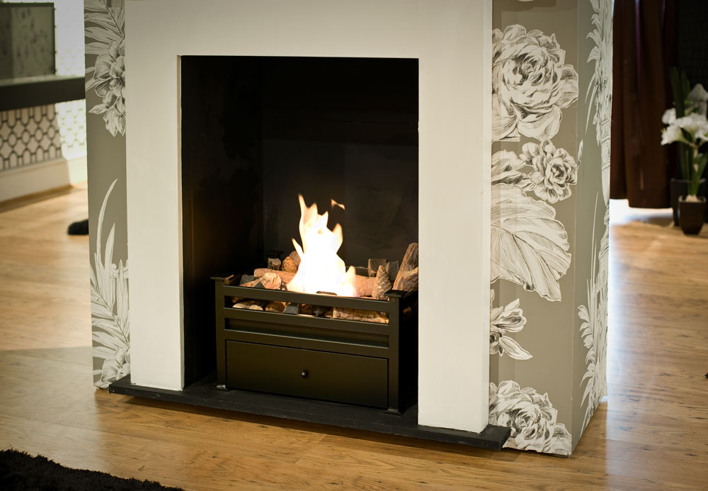 Bio Ethanol and gel fireplaces